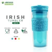 Arniss Irish 500 ml Botol Tempat Minum Tumbler Kopi Teh Air TB 1305