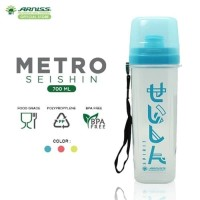 Arniss Metro Seishin 700 ml Botol Minum Tempat Air Anak Plastik DB0807