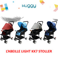 L'abeille Labeille Light KK7 Stroller Ringan Murah Dorongan Bayi