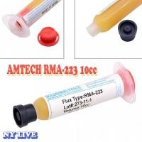 Flux Amtech RMA-223 10CC OC Pelumas Solder Senyawa Oksidasi HP Kompute