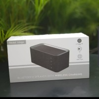 Bluetooth Speaker iStage X2 with Wireless Charging Ori Bcare Indonesia