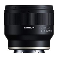 Tamron 24mm f/2.8 Di III OSD Wide-Angle Prime Lens for Sony E-Mount