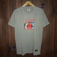 kaos distro lengan pendek t-shirt baju pria shiningbright 17