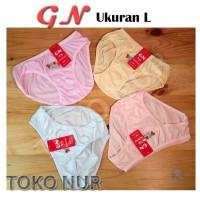 Celana Dalam Anak Wanita Golden Nick Ukuran S.M.L.XL