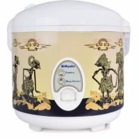 Rice Cooker / Magic Com Miyako MCM-508 WAYANG [1.8 L] ( MCM508 )