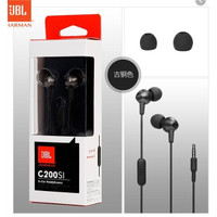 HANDSFREE JBL C200SI In-Ear HEADPHONE HEADSET JBL C200SI ORIGINAL