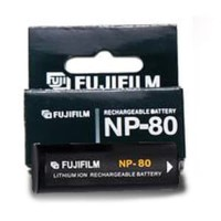 BATTERY CAMERA FOR FUJI NP-80