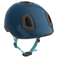 Helm sepeda anak btwin 500 helm skateboard helm sepatu roda helm bmx