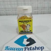 minyak ikan 100 tablet fish oil imune booster