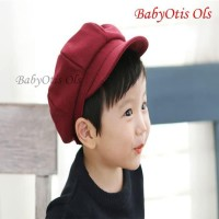 Paling Terpopuler Topi Ala Anak Korea Topi Anak Detektif Korea /