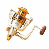 Yumoshi Gulungan Pancing EF6000 Fishing Spinning Reel 12 Ball Bearing