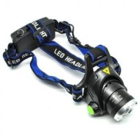 TaffLED High Power Headlamp 1 LED Cree XML-T6 - HD-LD