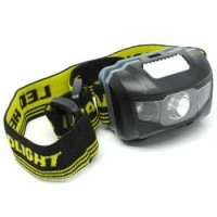 TaffLED Headlamp LED Multifunction Outdoor 3W - GD63