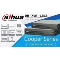 DVR CCTV 16CH DAHUA XVR-1B16 COOPER SERIES FULL HD 1080P 16 CHANNEL
