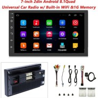 TERBAIK HEAD UNIT DOUBLE DIN ANDROID CAR MULTIMEDIA SYSTEM 7 inch
