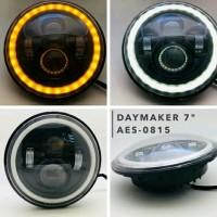 Sparepart Mobil Headlamp Led Daymaker 7 Inch