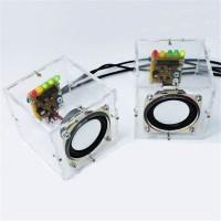 Hot Sale DIY Speaker Accessorries Individuality Mini Speakers Compute