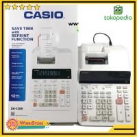 CASIO DR-120R Printing Calculator Kalkulator Print Cetak ORIGINAL