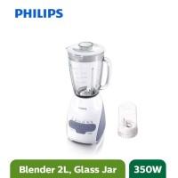 BLENDER PHILIPS HR 2116 TANGO BELING / GLASS HR 2116 - Abu-abu