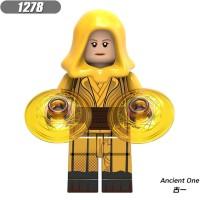 Mainan Brick Desain Lego Marvel The Avengers 4 Captain America utk