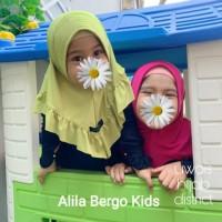 Maryam Bergo Anak Jilbab Instan Uwais Hijab