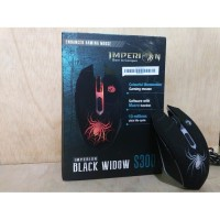 Imperion Black Widow S300 - Macro Gaming Mouse