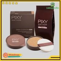 ORIGINAL Refill Pixy Make It Glow Dewy Cushion ISPF 23 Isi Ulang