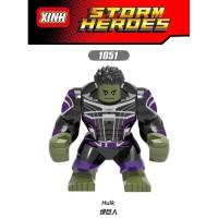 Mainan Brick Desain Lego The Avengers 4 huik utk Hadiah Anak