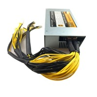 1800W ethereum Miner Power Supply Mining Rig Bitcoin Miner 1800W 5pcs