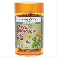 Propolis 2500 Plus Olive Leaf 180 kapsul Healthy Care