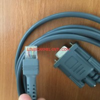 High Quality 2M 7Ft Symbol LS2208 RS232 RJ45 to DB9 Female Bar Code S