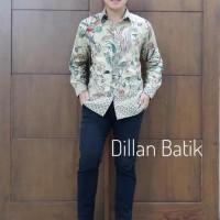 Parang Peksi Lawasan Kemeja Batik Solo Full Furing By Dillan