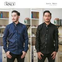 Kemeja Pria Lengan Panjang Linen Import the MNLY Original