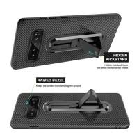 Samsung galaxy a8 2018 slim carbon soft case cover tpu silikon strap
