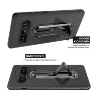 Samsung galaxy a7 2018 A750 slim carbon soft case cover silikon strap