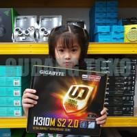 Motherboard Gigabyte H310M-S2 2.0 Intel LGA 1151 Coffeelake