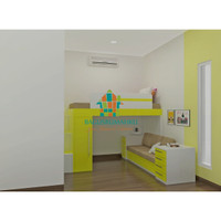 Kontraktor Interior Kamar Set Anak Minimalis