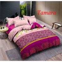 Bedcover T30 Set King Print Vallery Tamara 180x200x30 cm