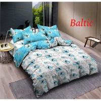 Bedcover Set T30 King Print Vallery Baltic 180x200x30 cm