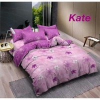 Bedcover Set T30 King Print Vallery Kate 180x200x30 cm