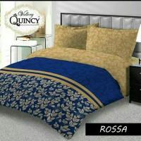 Bedcover Set T30 King Print Vallery Rossa 180x200x30 cm