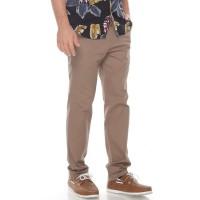 DailyOutfits Chino Celana Panjang Pria Khaki Casual Premium Quality - S
