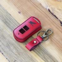 sarung remote kunci honda vario 150 merah