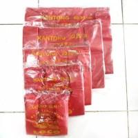 Kantong Plastik Kresek LOCO Tebal Merah