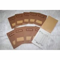 Buku Nota/ Nota Kontan murah 1rangkap