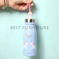 Best Termos Botol Minum Unicorn Kuda Poni Lucu Tahan Panas / Dingin