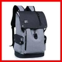 Bomber Bag - Tas Ransel Pria / Tas Ransel Backpack Punggung Laki Laki
