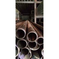 Besi PIPA HITAM 1/2 tebal 1,7mm full panjang 6 M