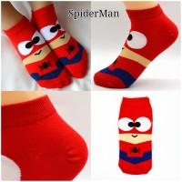 kaos kaki superhero kaos kaki anak kaos kaki import