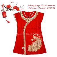 Dress Imlek Anak 1-12 th | Baju Imlek | Xincia sincia cheongsam